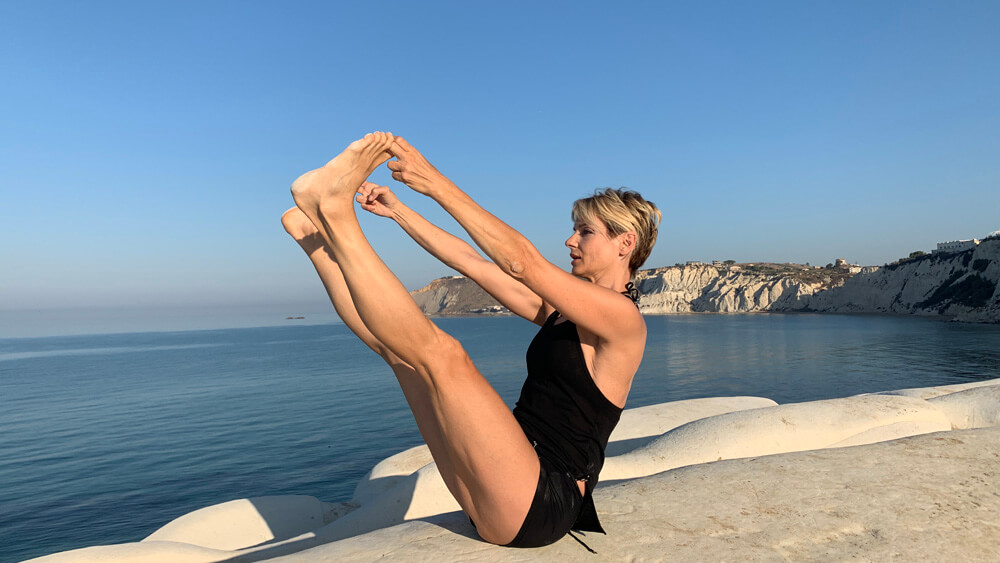 Pilates Matwork Miofasciale 1- 2 Livello